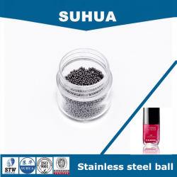 SUS 304 10 مم من الفولاذ المقاوم للصدأ الكرة