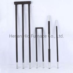 China Factory Haltere/espiras/Sic em espiral do elemento de aquecimento, aquecedor de SIC, SIC Rod, Globar, Controlo electrónico de caldeira, aquecedor eléctrico, elemento de aquecimento elétrico