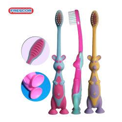Animales Cartoon juguetes Niño Cepillo de Dientes Cepillo de dientes entre 4 y 12