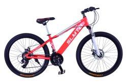 알루미늄 합금 프레임과 자전거 핸들 Kmc 사슬 산 자전거 (032H)
