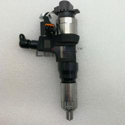 Iniettore di combustibile comune della guida di R61540080101 Leikst per il motore di Hino dell'escavatore di Kobelco Sk200-8 Sk210-8