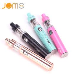 Clearomizer中国卸し売りEcigのペンのJomoの噴霧器タンク2ml蒸発器Mod Methの管Eのシガーの煙る管との高貴な30の蒸気ペンキットJomo 30W