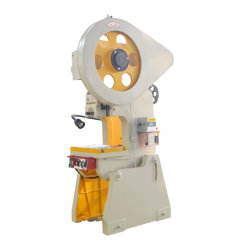 대만 10 20 25 50 63 100ton Power Press Machine 브레이크 패드 제조 파이프 콜라어링 및 면 고르기 가격 판매