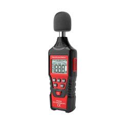 Цифровой звуковой измеритель уровня 30 130 дб шум аудио устройства измерения двух диапазонов