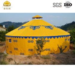 Tenda mongola di alluminio di Yurt con stile cinque