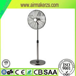 Ventilatore da pavimento in metallo elettrico da 40 cm con approvazione GS