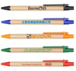 Venda por grosso de embarcações de papel Bola Logotipo canetas de feltro para publicidade de caneta