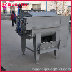 Comida pesada máquina de mistura de vácuo para refogados e moldar o enchimento de carne/para Empresas Industriais e processamento de restauração em grande escala