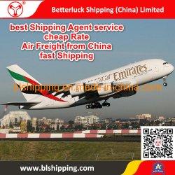 Envío rápido baratos Jiangmen agent desde China a Escocia Aberdeen Carga Aérea