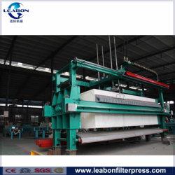 Concentré de flottaison de métal hydraulique Filtre à membrane Appuyez sur la machine