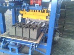 Qt4-24 bloc de béton de ciment de prix de la machine de fabrication de briques et de machine à fabriquer des blocs de sable