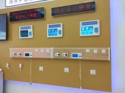 Het Ziekenhuis van Eter/de Medische HoofdEenheid van het Bed die van de Legering van het Aluminium wordt gemaakt