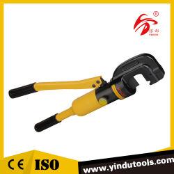utensile per il taglio idraulico della barra d'acciaio di 12t 22mm (HY-22)