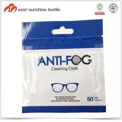 Bom Efeito flanela anti pano de nevoeiro com embalagem requintada