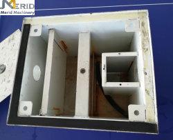 Piscina personalizada do Separador Oil-Water certificadas pela ISO: 9001