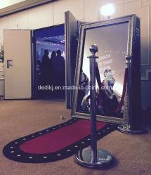 "Dedi 55"" LCD Digital Signage Espelho Mágico Photo Booth"