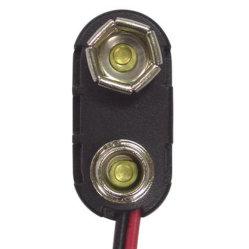 Bateria do tipo I Snap, adequada para uma célula de 9 V
