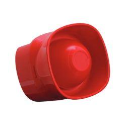Сирена охранной сигнализации пожарной и охранной сигнализации с пьезоэлектрическими форсунками, звуковой сигнал звуковой оповещатель пожарной тревоги