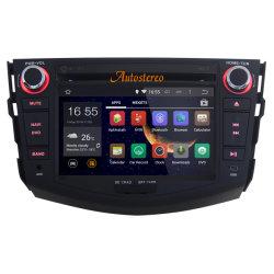 トヨタRAV4 Car DVD Playerのためのアンドロイド4.4.4 Car Video