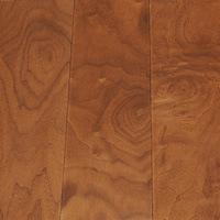 Ingeniería de suelos de madera de nogal negro natural