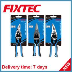 Fixtec 10 インチ高品質 CRV ハンドツールアンチ略号 Tin Snip