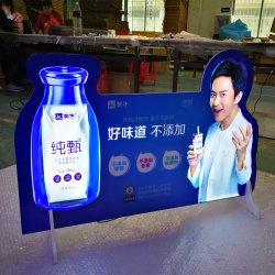 Boîte à lumière dynamique pour le Shopping Mall Accessoires d'affichage