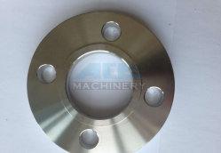 Personalizado de la fábrica de la placa de superficie plana de aleación de aluminio ciega brida/Alu