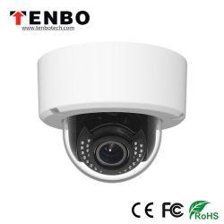 2.0MP HD 2.8-12mm motorisierte Abdeckung IP-Kamera Summen-Infrarot50m 128GB Poe IP66/Ik10 Vandalproof SuperStarlight CCTV-im Freien IR