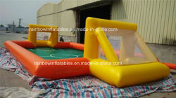 ホットセール Inflatable Football Pitch 、 Inflatable Sport Playground