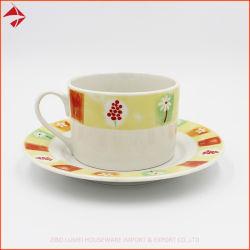De Mok van de Thee van de Koffie van het Porselein van China van het been voor het Huwelijk dat van het Restaurant van het Hotel wordt geplaatst
