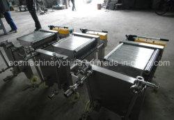 De Plaat van het Bier van het roestvrij staal en de Filter van de Pers van het Frame (het Filtreerpapier van pp)