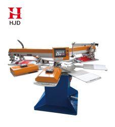 手動コンベヤーの織物スクリーンの印字機