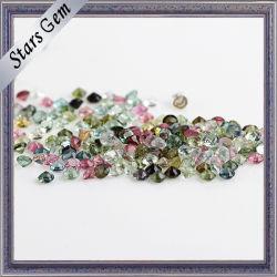 قطعة طبيعية رائعة شبه ثمينة تورمالين للمجوهرات
