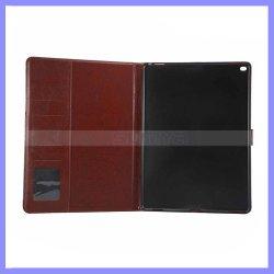 Suporte de Jeans Flip High-End Wallet casos vaca PU estojo de couro para iPad PRO Air Mini 2 3 4 Cobertura com slot de cartão