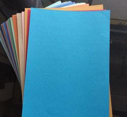 Directamente da fábrica venda 140-350GSM placa em relevo o papel colorido