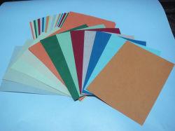 140-350gsm Leer-Kleurenpapier Met Reliëf Voor Boekomslag