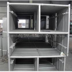 American Standard Mason bâti de la boîte de châssis du système d'Échafaudage