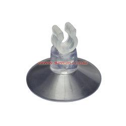 Soem-Qualitäts-Transparent Belüftung-Polyurethan PU-Absaugung-Cup/Saugventil
