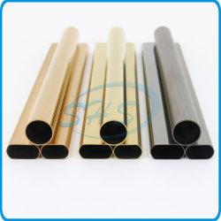 Трубы из нержавеющей стали (трубок) с покрытием из титана