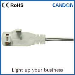 مصباح الرف LED 16 aawg كبل التوصيل (محول التوصيل من المسار إلى الطاقة)