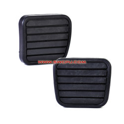 Customized Autopeças Borracha Natural de Borracha do pedal do eliminador de Vibração da tampa de borracha