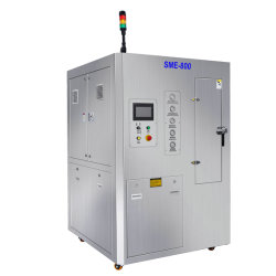 Machine de nettoyage de pochoirs CMS