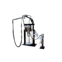 공장 공급 Bicomponent 실란트 압출기 절연 유리 기계 이중 유리 기계 제작 이중 유리 글루 밀봉 기계 실리콘 압출기