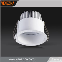 تصميم دائري عميق بقوة 6 واط مع مصباح LED منخفض خفيف أسفل LED مصباح LED Spot Light المعتمد من قبل SAA CE (توجيه تقييد استخدام مواد خطرة معينة (RoHS) معتمد