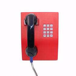 Водонепроницаемый телефон внутренней связи, беспроводной SIP, беспроводная телефонная трубка телефона предупреждений