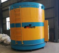 Liquide chaud à la préservation de la chaleur de zinc contenant utilisé pour l'HDG line