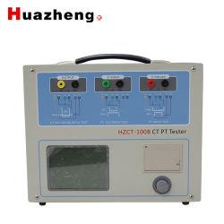 Transformateur de courant Hzct-100b analyseur / Polarité du transformateur / Ratio CT Testeur de tourner