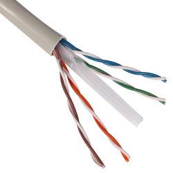 2019 с возможностью горячей замены кабель локальной сети продаж 4p площадью 0,57мм коммуникационный кабель CAT6