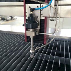 Стекло с ЧПУ режущие машины струей воды с 80 меш Garnet песка
