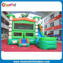 Jungle Jumping Escorrega Bounce House para bicicleta